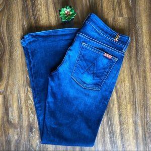 7FAM• Lexie 'A' Pocket• Size 31 PETITE